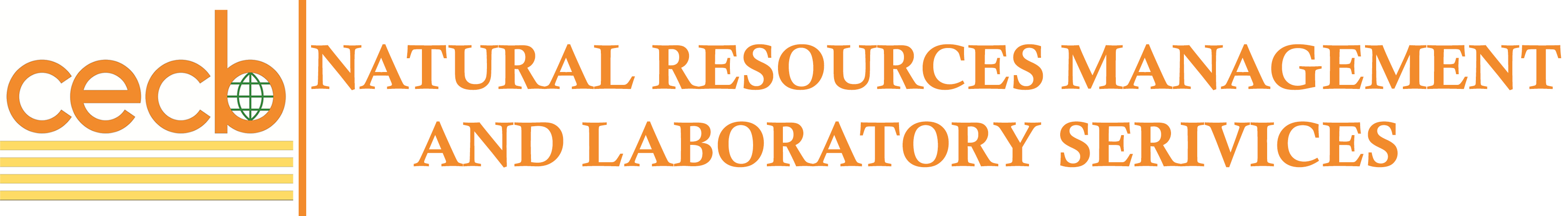 Natural Resouces Management & Laboratory Services